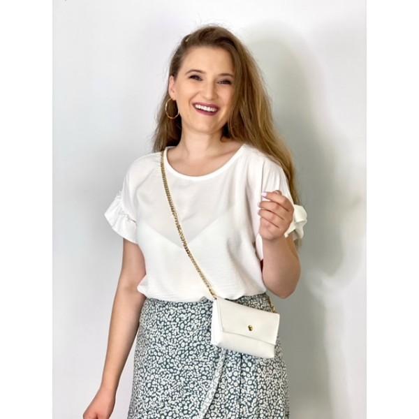 Blusa Amanda Blanca