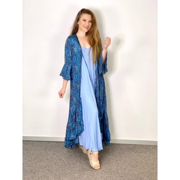 Kimono Vera Azul