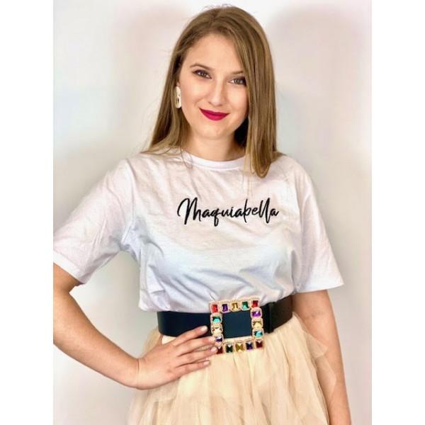 Camiseta Maquiabella