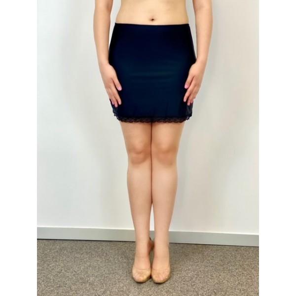 Combinación Falda Negra