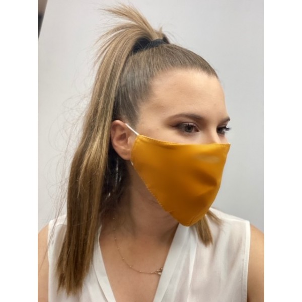 Cover Mask Mostaza