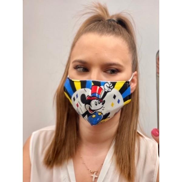 Cover Mask Miki Sombrero