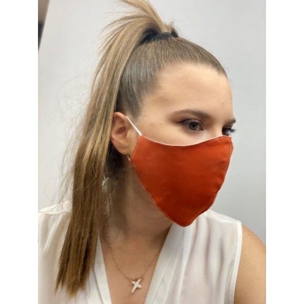 Cover Mask Naranja