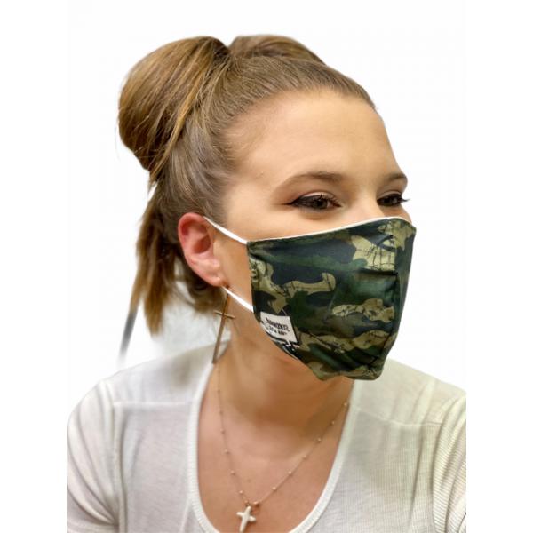 Cover Mask Camuflaje
