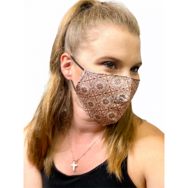 Cover Mask Mandala
