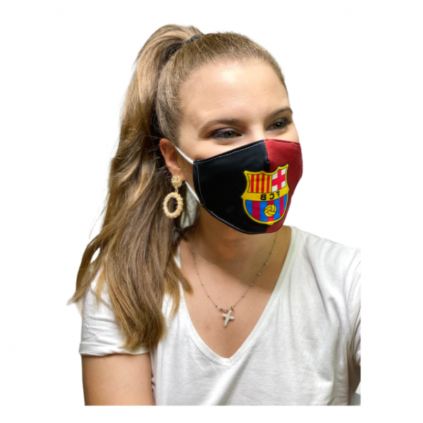 Cover Mask Barça