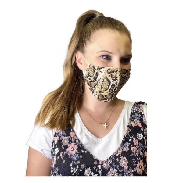 Cover Mask Snake