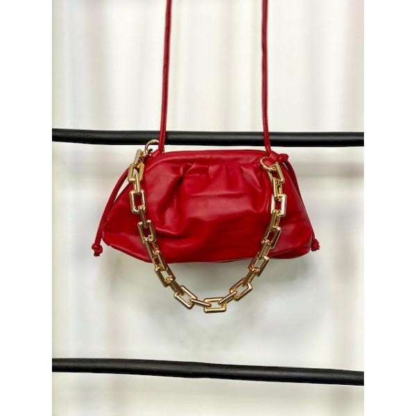 Bolso Patty Rojo