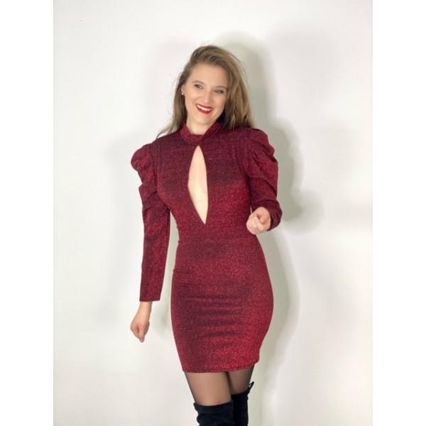Vestido Mayka Rojo