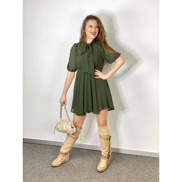 Vestido Inma verde