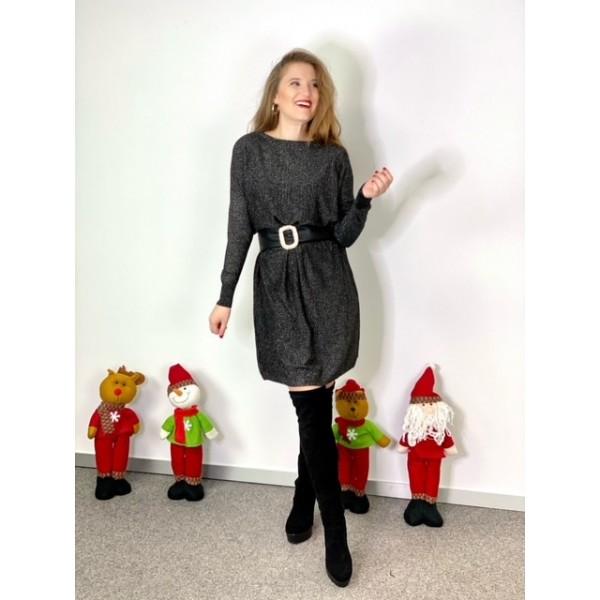 Vestido Clarise Negro