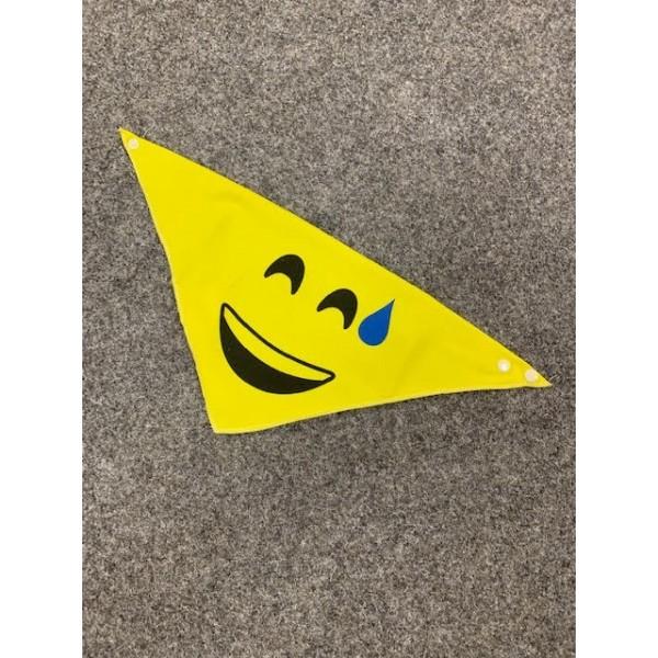 """Babero Emoji """"Ups"""""""
