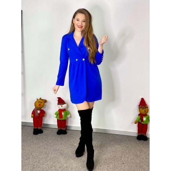 Vestido Fly Azul
