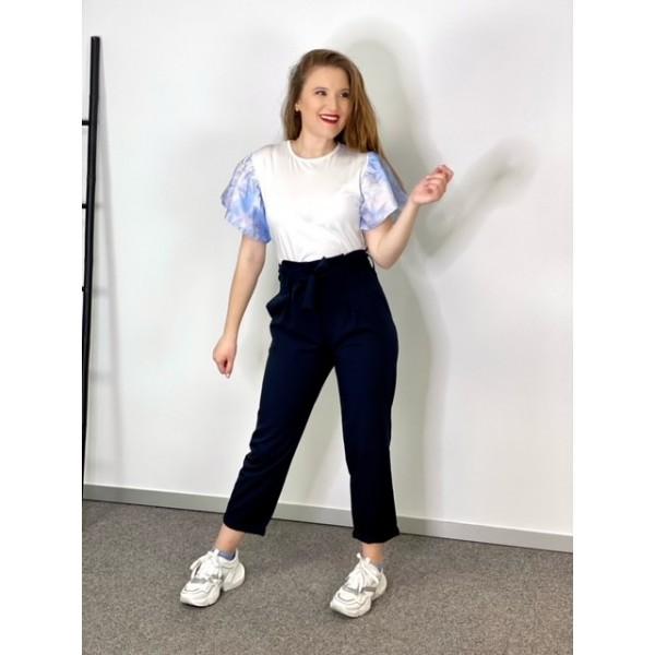 Pantalón Lazo Azul