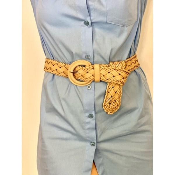Cinturón Siam Beige