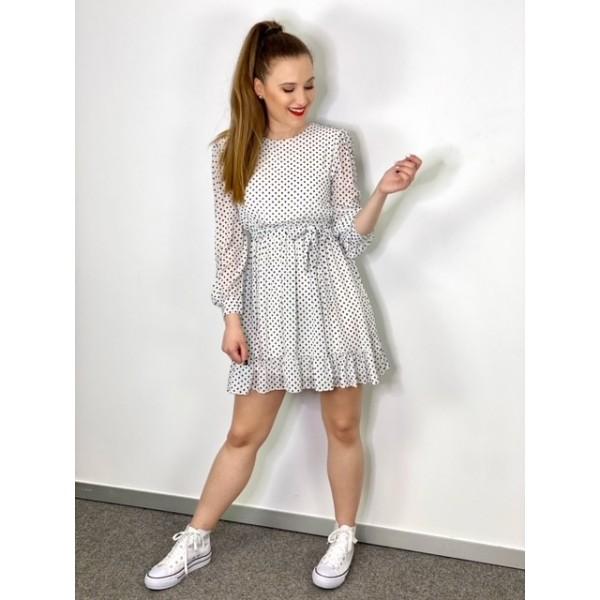 Vestido Luni Blanco