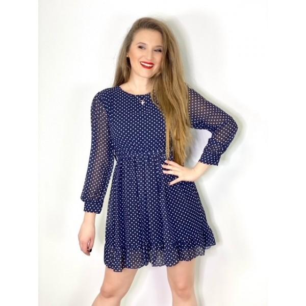 Vestido Luni Azul