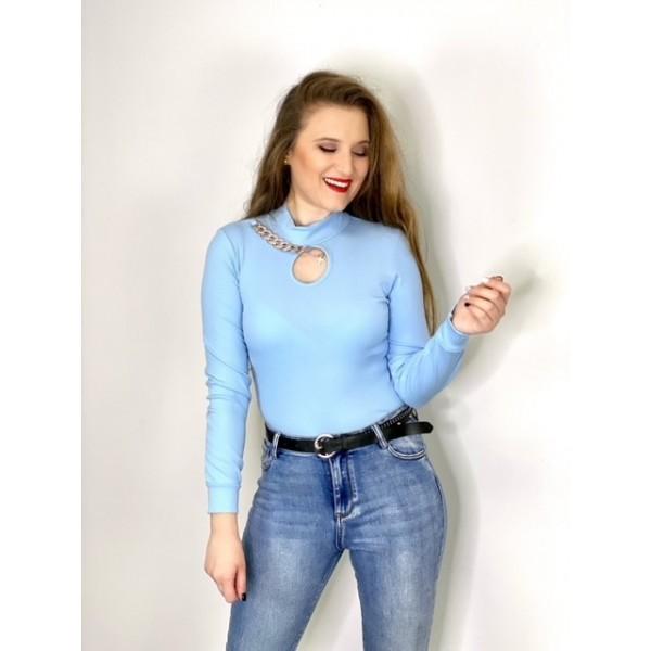 Camiseta Hierro Azul