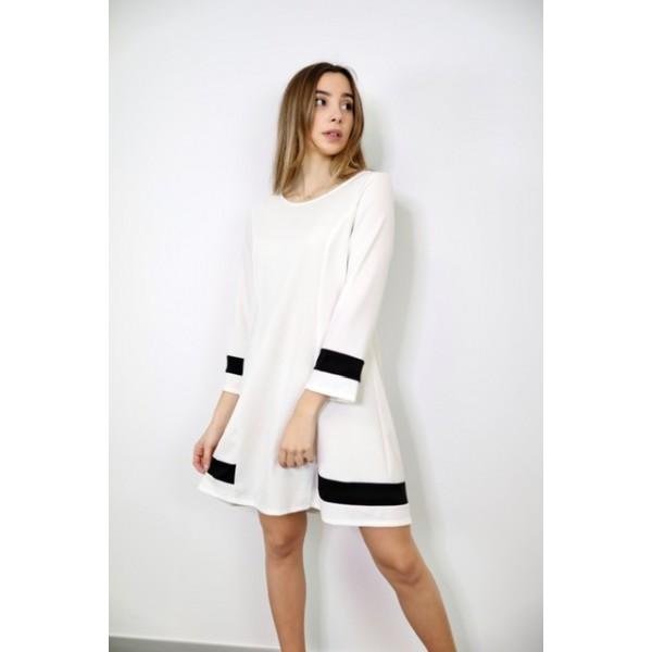 Vestido Boheme blanco