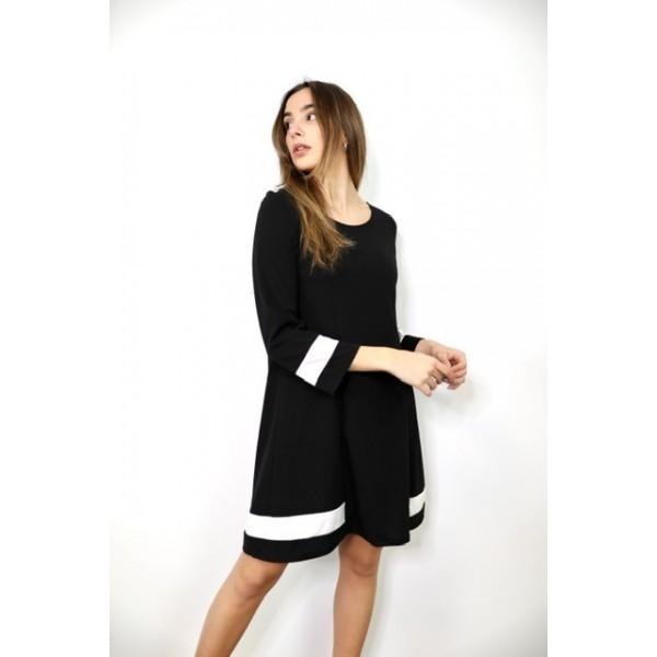 Vestido Boheme Negro