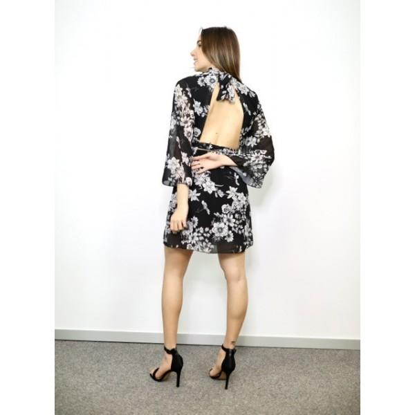 Vestido Japan Negro