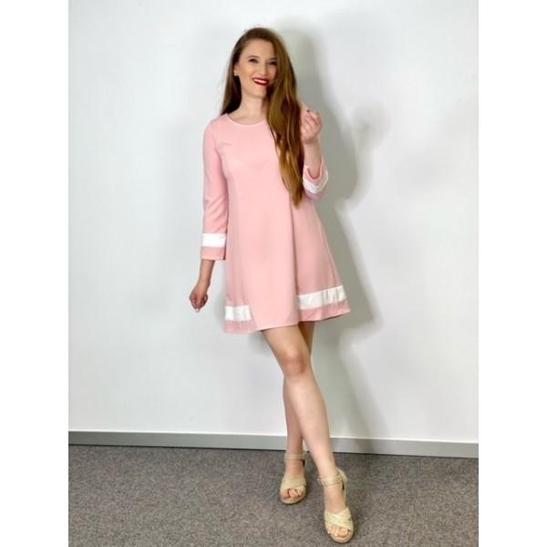 Vestido Boheme Rosa