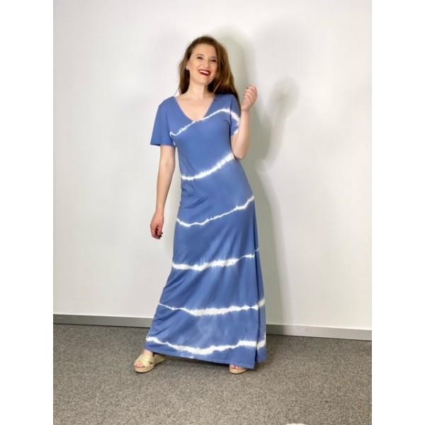 Vestido Tye Die Azul
