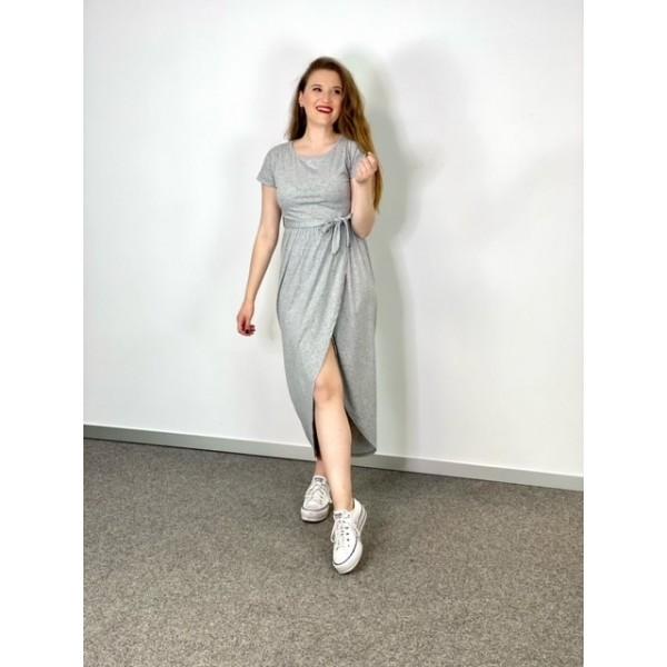 Vestido Belinda Gris